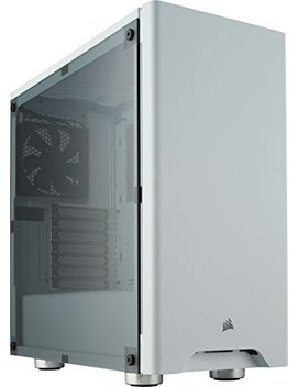 Corsair Carbide Series 275 R Mid Tower Atx Gaming Case   White by Corsair