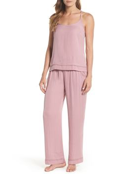 Sweet Dreams Satin Pajamas by Nordstrom Lingerie