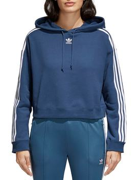 Cropped Hoodie by Adidas