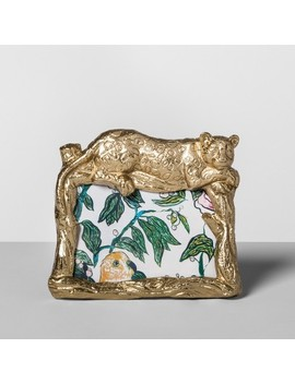 "Panther Frame Gold 4""X6""   Opalhouse™ by Shop Collections"