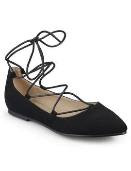 journee-collection-fiona-womens-lace-up-flats by kohls