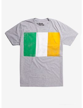 Distorted Irish Flag T Shirt by Hot Topic