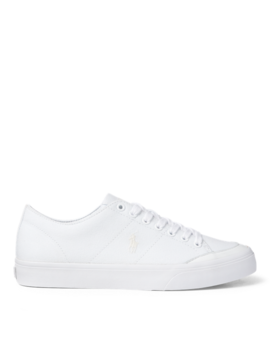 Sherwin Canvas Low Top Sneaker by Ralph Lauren