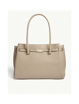 Addison Large Leather Tote by Michael Michael Kors