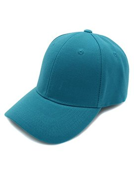 Top Level Baseball Cap Hat Men Women   Classic Adjustable Plain Blank by Top Level