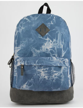 Cloud Wash Blue Backpack by Tilly's