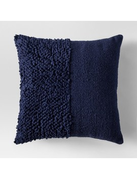 Solid Textured Throw Pillow   Project 62™ by Shop Collections