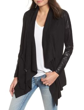 Drape Front Jacket by Blanknyc