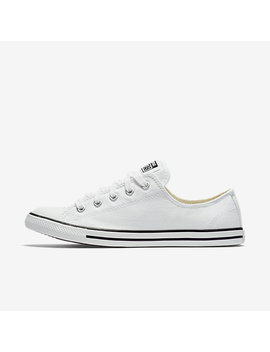 Converse Chuck Taylor All Star Dainty Low Top by Nike