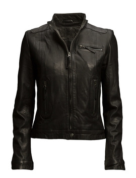 Karla Leather Jacket by Mdk / Munderingskompagniet