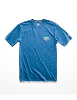 Men's Short Sleeve Rage Age Cotton Tee by The North Face