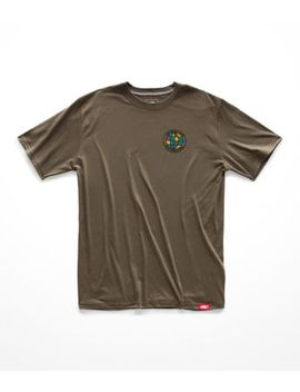 Men's Short Sleeve Global Bottle Source Tee by The North Face