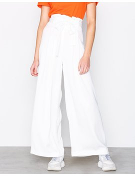 Wide Leg Trousers by River Island