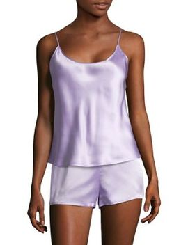Silk Camisole by La Perla