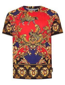 Jaded Baroque Print T Shirt* by Topman