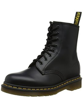 Dr. Martens 1460z 8 Eye Boot Black, Stivaletti Unisex – Adulto by Dr. Martens