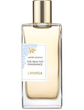Online Only The Healthy Fragrance   Vanilla Coconut Eau De Parfum by Lavanila