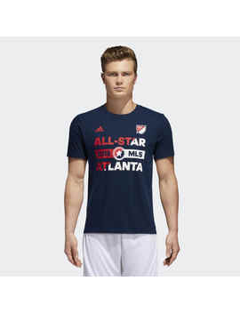 Mls All Star Atlanta Tee by Adidas