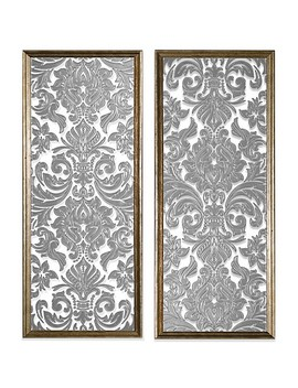 Antique Gold Framed Tapestry Collection by Bed Bath And Beyond