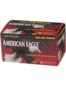 American Eagle® 9mm Luger 115 Grain Centerfire Pistol Ammunition by American Eagle