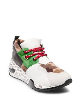 Cliff Printed Sneakers by Steve Madden