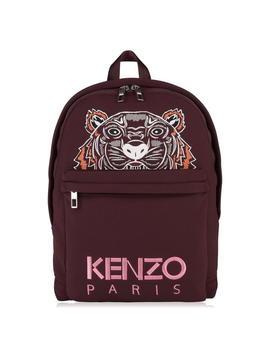 Neoprene Logo Backpack by Kenzo