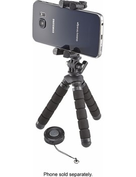 Tripod And Bluetooth Shutter Remote For Most Cell Phones by Insignia™