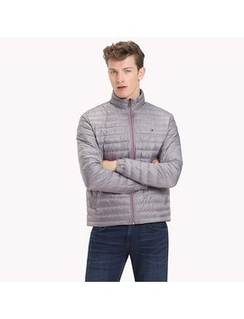 Ultra Lightweight Down Jacket by Tommy Hilfiger