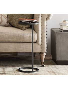 Duke Accent Table by Pottery Barn
