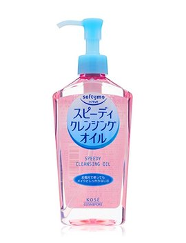 Kose Cosmeport Softymo Speedy Cleansing Oil 230ml (Japan Import) by Amazon