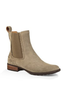 Ugg® Hillhurst Suede Booties by Generic