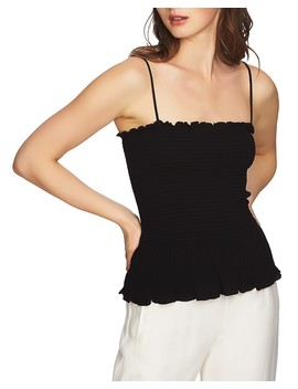 Smocked Camisole by 1.State