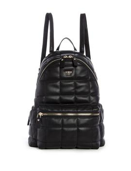 Urban Sport Quilted Small Backpack by Guess