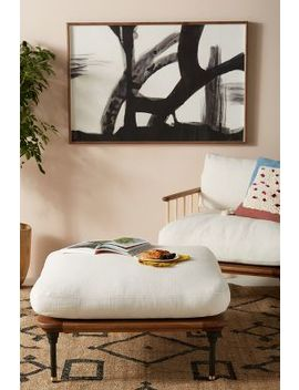 Kalmar Ottoman by Anthropologie