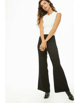 Flare Ankle Pants by Forever 21