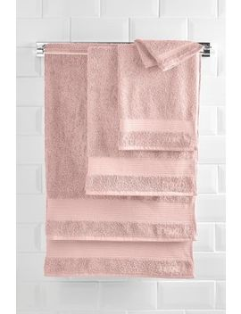 Egyptian Cotton Pile Towel by Next