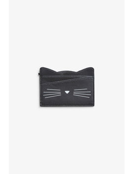 Cat Card Case by Monki