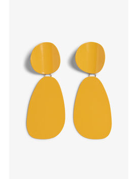 Abstract Drop Earrings by Monki