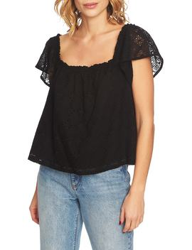 Embroidered Blouse by 1.State