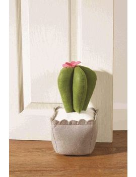 Cactus Doorstop by Next