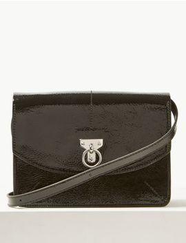 Ring Detail Cross Body Bag by Marks & Spencer