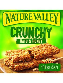 Nature Valley Crunchy Oats & Honey Cereal Bars 5x42g by Nature Valley