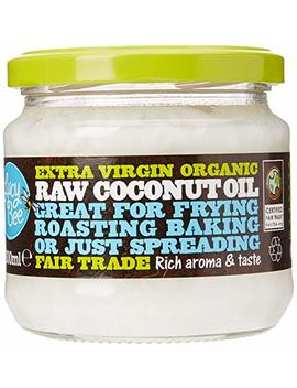 Lucy Bee Extra Virgin Fair Trade Organic Raw Coconut Oil, 300 Ml by Lucy Bee