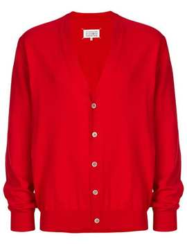 Maison Margielaclassic Button Down Cardiganhome Men Maison Margiela Clothing Cardigans by Maison Margiela