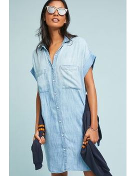 Cloth & Stone Wilson Chambray Shirtdress by Cloth & Stone
