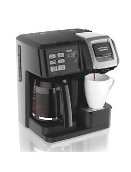 Hamilton Beach Flex Brew 2 Way Coffee Maker by Kohl's