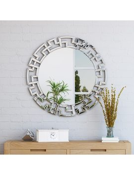 Kyra Glam Wall Mirror By Christopher Knight Home by Christopher Knight Home