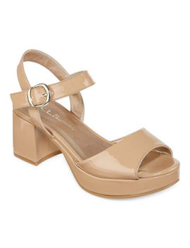 Cl By Laundry Krystal Womens Strap Sandals by Cl By Laundry