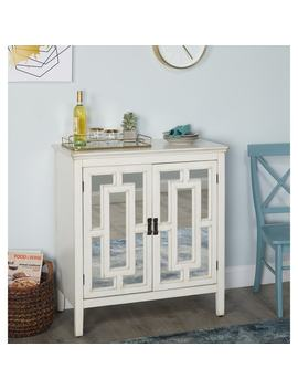 Simple Living Devon Mirrored Cabinet by Simple Living