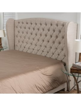 One Allium Way Eno Upholstered Headboard & Reviews by One Allium Way